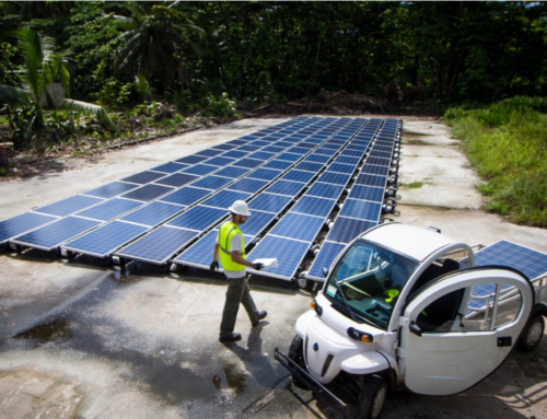 SEIPS Case Study: The Nature Conservancy and SEIPS Continue Efforts with Palmyra Atoll Solar PV Microgrid