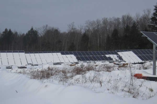 Snow Considerations and Design Criteria for Ground-Mount PV Projects